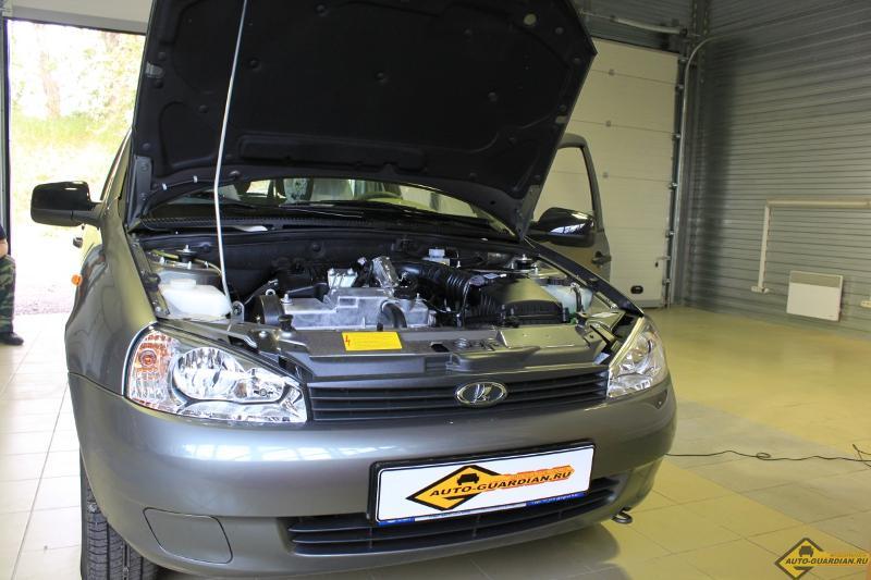 Установка сигнализации на автомобиль обезопасит его от угона